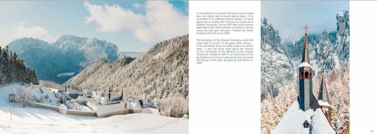 photos du massif de chartreuse et extraites du livre Chartreuse secrète et sauvage.